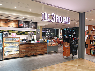 THE 3RD CAFEの画像
