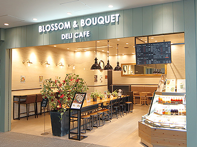 BLOSSOM & BOUQUET DELI CAFE